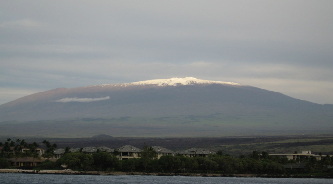 Is Mauna Kea Really Sacred?