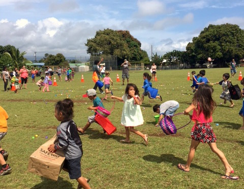 Kuhio Day at Panaewa Park
