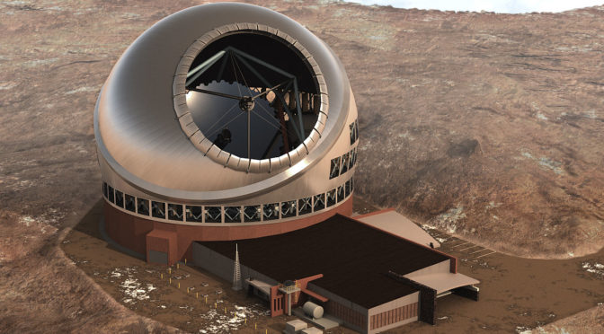 VIDEO: Why I Support Thirty Meter Telescope