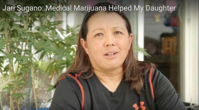 Treating Girl's Seizures With Medical Marijuana