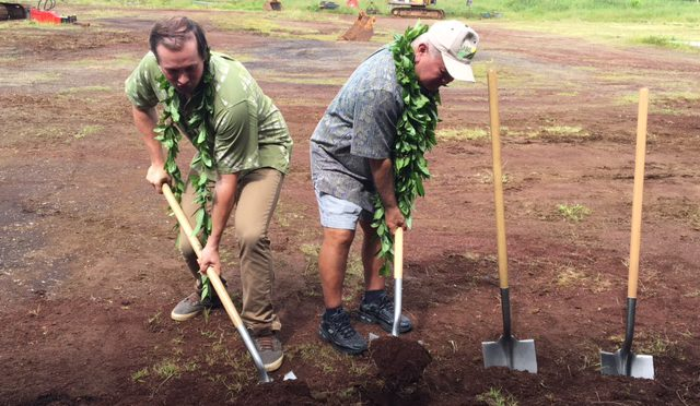Ceremony for Lau Ola Groundbreaking a Success