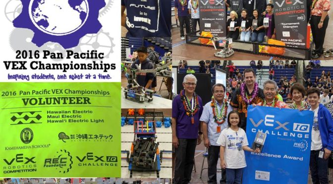 Hawaii Robotics Teaches More Than Just Building Robots
