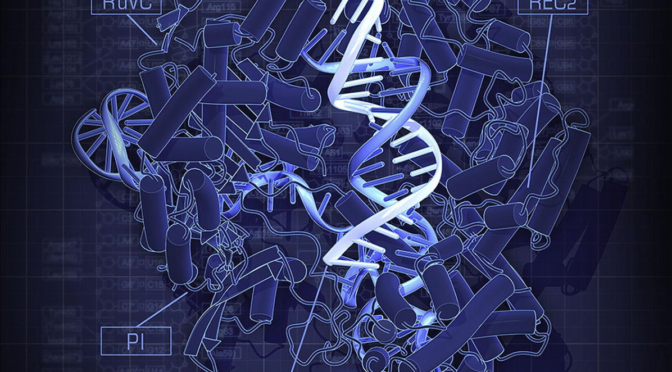 CRISPR-cas9: Jennifer Doudna is a Role Model