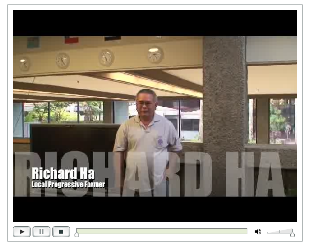 Richard Ha Video