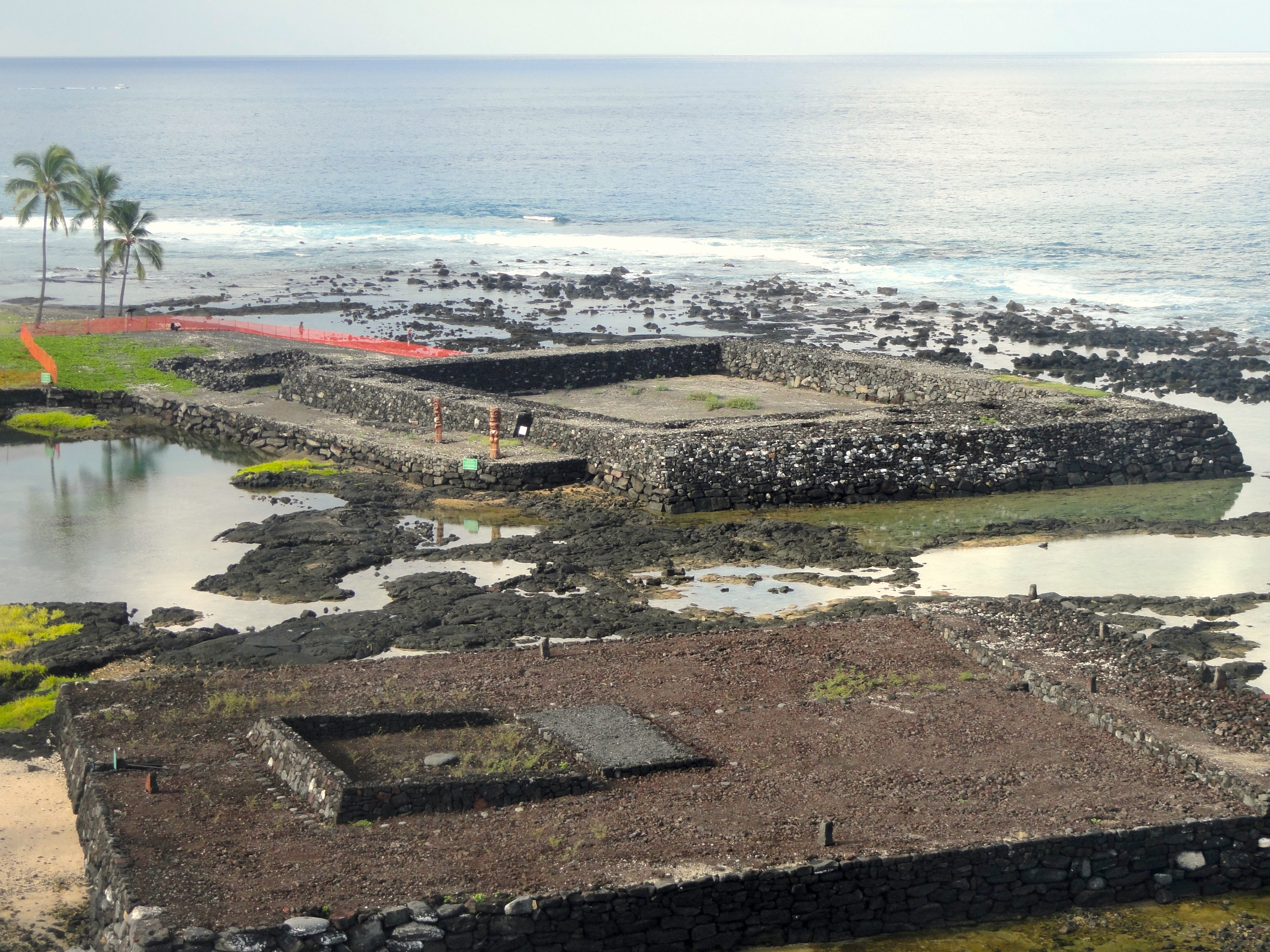 Heiau - view from roof